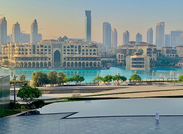 4 Nights Dubai Package With 3 Star Hotel